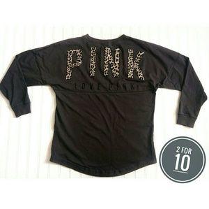 PINK Victoria's Secret Varsity Crew